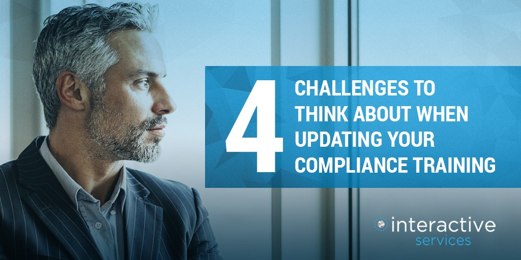 Challenges When Updating your Compliance Training Program