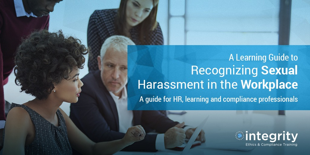 A Learning Guide to Recognising Sexual Harassment in the Workplace