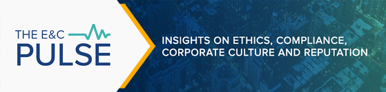 ethics and compliance pulse