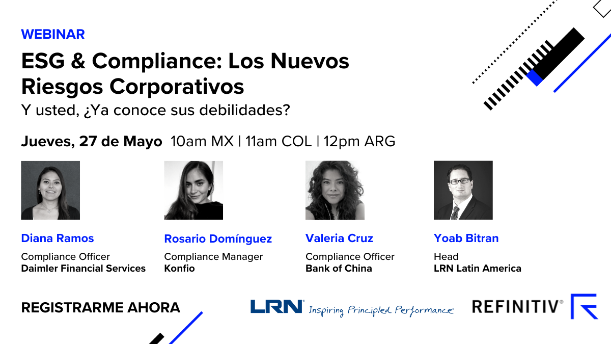 E&C and ESG: Connections andimplications in Latin America