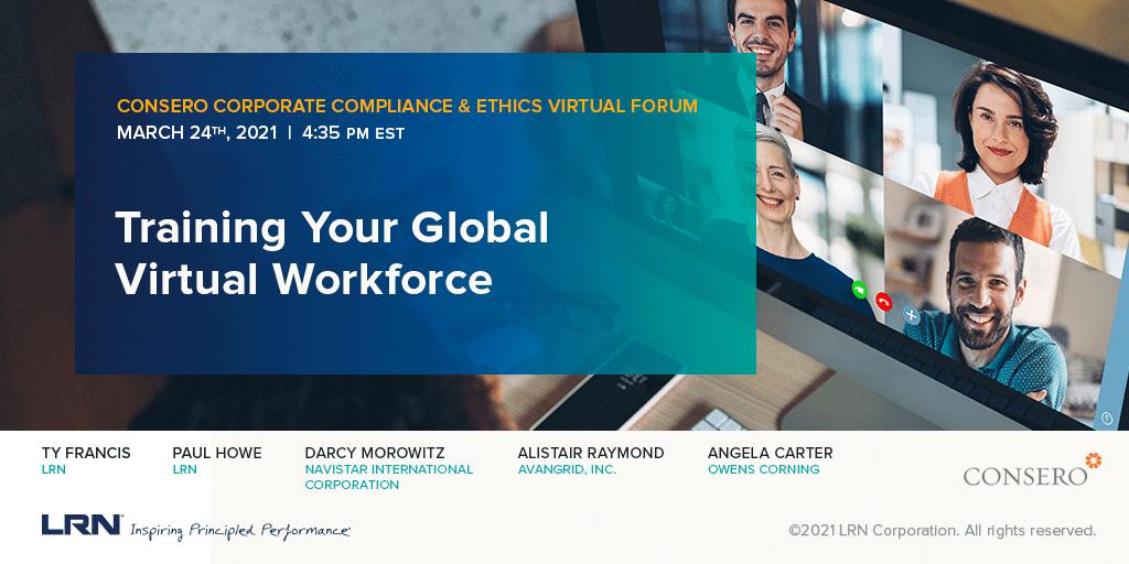 Adapting to change:Training Your Global Virtual Workforce
